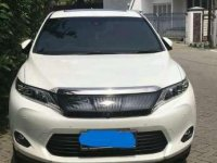 Toyota Harrier 2.0 NA 2015 SUV