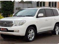Toyota Land Cruiser Full Spec E 2011 SUV Automatic