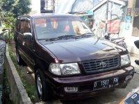 Toyota Kijang LX-D 2001 MPV