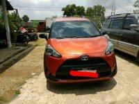 Dijual Toyota Sienta 2017 km 5000