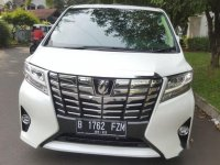 2017 Toyota Alphard G at
