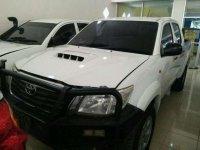 Toyota Hilux E 4x4 Double Cabin 2012