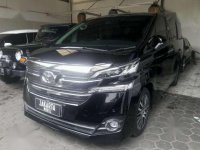 Toyota Vellfire G AT Tahun 2015 Automatic