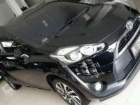 Toyota Sienta V AT Tahun 2017 Automatic