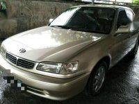 Toyota Corolla Manual 2001