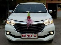 Toyota Avanza Manual Tahun 2017 Type G Basic