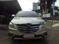 Dijual Toyota Innova  2014