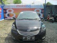 Toyota Vios G 1.5 AT 2012 Hitam Metalik Super Mulus
