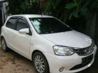 Dijual Toyota Etios Valco E 2014 Istimewa