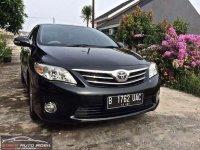 Toyota Corolla Altis E 2011