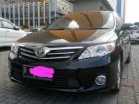 Toyota Corolla Altis G 2013 Sedan