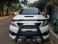 Jual Toyota Fortuner 2.4 2014