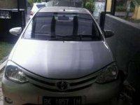 Jual Toyota Etios E 2013