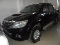 Toyota Hilux Double Cabin 2010
