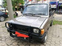 Toyota Kijang Pickup MT Tahun 1991 Manual