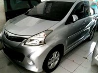 Toyota New Avanza Luxury Veloz 1.5 Silver 2015 MT