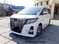 Toyota Alphard G S C Package 2015 Automatic
