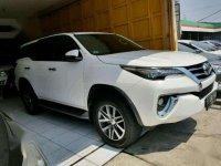 Jual Toyota Fortuner  2.4 2016