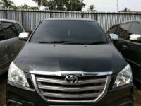 Toyota Kijang Innova E Diesel 2014