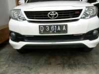 Toyota Fortuner TRD G Luxury 2014