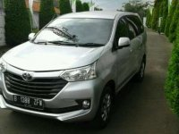 Toyota Avanza E Manual MT 2016