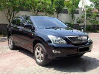 Toyota Harrier 240G AT Tahun 2007 Automatic