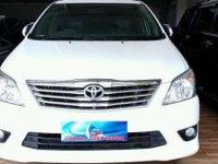 Jual Toyota Kijang 2012 G 2.0