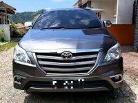 Toyota KIjang  Innova E M/T Bensin 2014