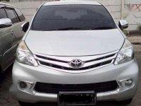 Toyota Avanza G 2013 Silver MT