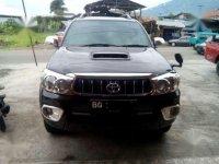 Dijual Toyota Fortuner G 2010