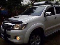 Toyota Hilux V 2014