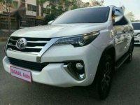 Dijual Toyota Fortuner  SRZ 2017