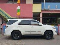 Jual Toyota Fortuner TRD Tahun 2013