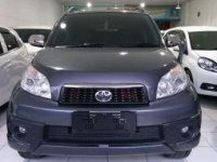 Toyota Rush S 2013 Manual Grey