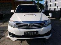 Dijual Toyota Fortuner G 2012