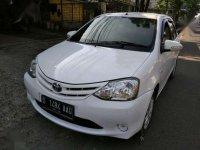 Dijual Toyota Etios E 2013