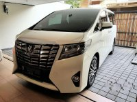 Toyota Alphard G 2016 Automatic