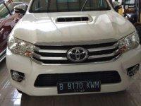 Toyota Hilux G 2015