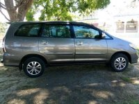 Jual Toyota Innova Tipe G Tahun 2014