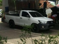 Dijual Toyota Hilux pickup single kabin