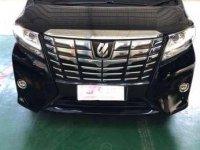 Jual Cepat Toyota Alphard 2.5G A/T 2015