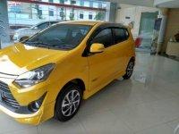 Jual mobil Toyota Agya TRD Sportivo 2018 DKI Jakarta Automatic
