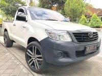 Toyota Hilux Pickup MT Tahun 2012 Manual