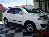 Dijual Toyota Fortuner TRD 2012
