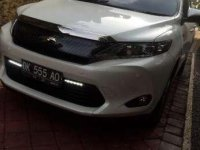 Toyota Harrier AT Tahun 2015 Automatic