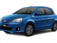 Toyota Etios Valco G MT Tahun 2014 Manual