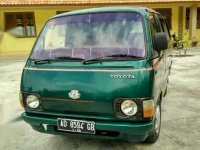 Toyota Hiace Van MT Tahun 1980 Manual