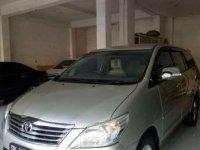 Dijual Toyota Kijang  G'2012 MT Silver AsDK