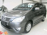 2012 Toyota Kijang Innova 2.0 V