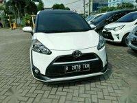 Dijual Mobil Toyota Sienta G MPV Tahun 2016